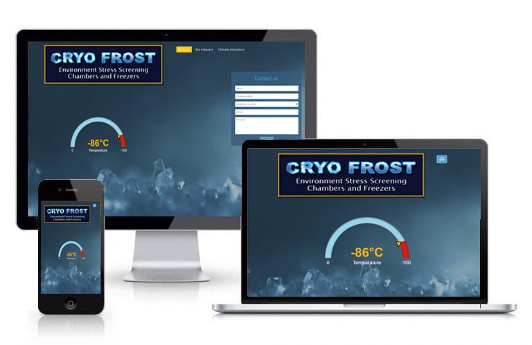 Cryofrost.biz